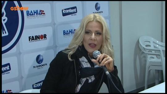 'Não pode ser burocrático no palco', diz Paula Toller após show