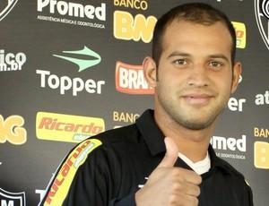 Goleiro Marcelo deve ser apresentado dia 25 no Penapolense (Foto: Divulgação / Atlético-MG)
