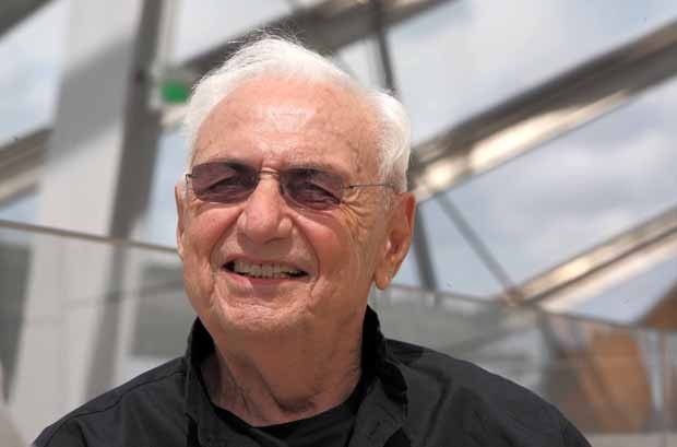 frank Ghery (Foto: Philippe Migeat Centre Pompidou )
