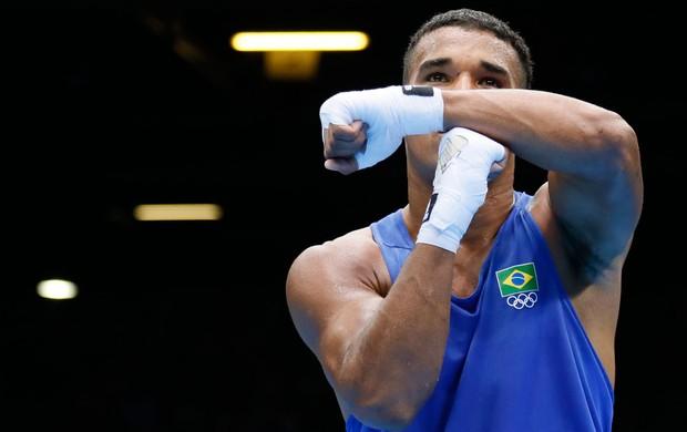 florentino falcao londres 2012 olimpiadas (Foto: AFP)