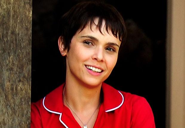 10º lugar - Débora Falabella: A atriz adotou um corte joãozinho para interpretar Nina em Avenida Brasil (Foto: Divulgação/TV Globo)
