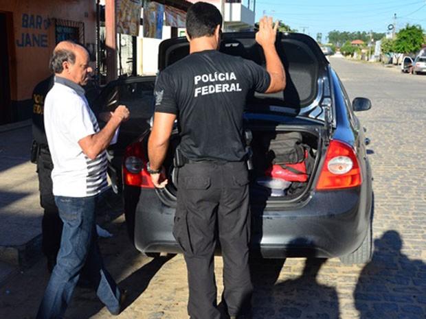 Operação  (Foto: Idalício Viana / Clic101)