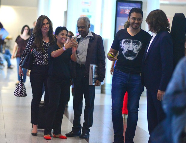 Gilberto Gil (Foto: AgNews )