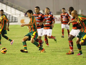 Sampaio corrêa, campinense, copa do brasil (Foto: Magnus Menezes / Jornal da Paraíba)