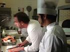 Caio Castro vira chef de restaurante em troca de vida com homônimo