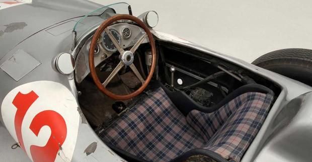 Mercedes-Benz W 196 R (Foto: divulgação)