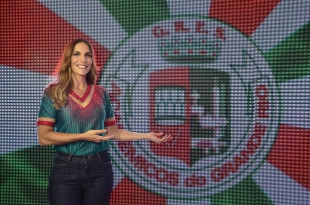 Ivete Sangalo (Foto: Roberto Teixeira / EGO)