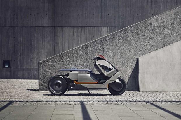 BMW Motorrad Concept Link  (Foto: Divulgação)