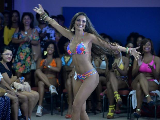 Milena_Concurso Rainha do Carnaval 2017 (Foto: Max Haack/Ag. Haack)