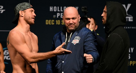 ufc 206 (Getty Images)