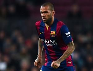 Daniel Alves, Barcelona (Foto: Getty Images)