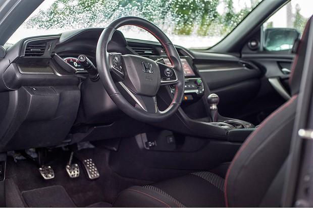 Honda Civic SI Coupe (Foto: Divulgação)