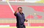 Petkovic comemora 20 anos de Brasil