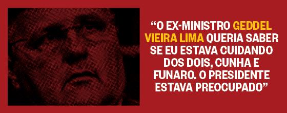 Geddel Vieira Lima  (Foto: Época )