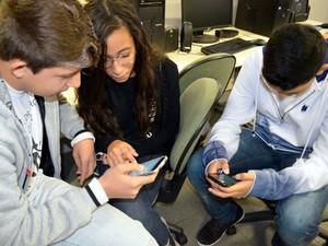 Escola disponibilizará internet sem fio para estudantes em Piracicaba (Foto: Fernanda Zanetti/G1 Piracicaba)