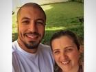 Fernando passa Dia das Mães com a sogra: 'Obrigado por me receber'
