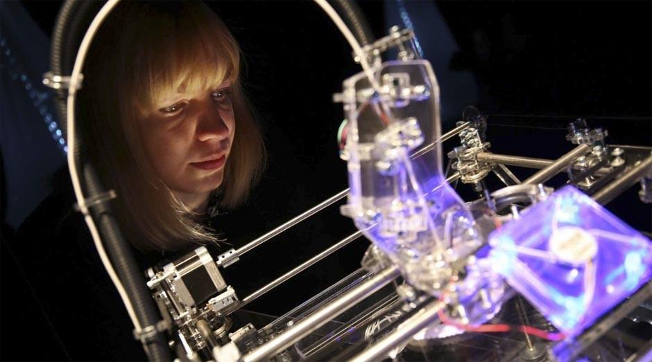 Impressão 3D: a GE não quer perder mercado e investe no setor (Foto: Reprodução)
