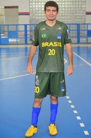 Nerisvan Silva (Foto: Arquivo Pessoal)