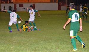 Futebol Roraima Sub-20 (Foto: Tércio Neto)