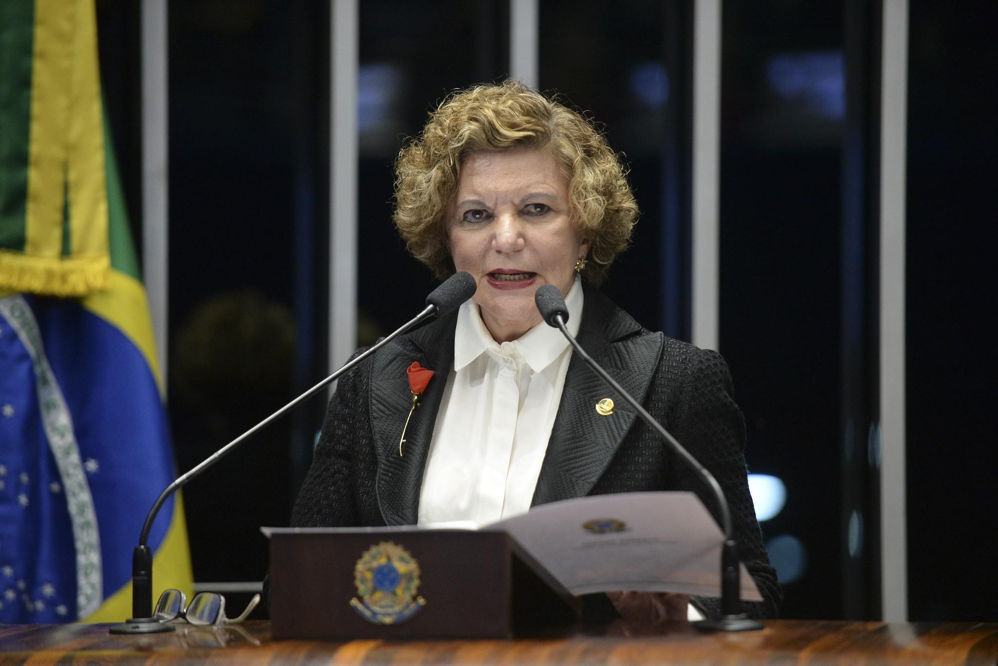 Senadora Lúcia Vânia (PSB-GO)