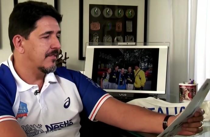 Luizomar de Moura (Foto: Reprodução / SporTV)
