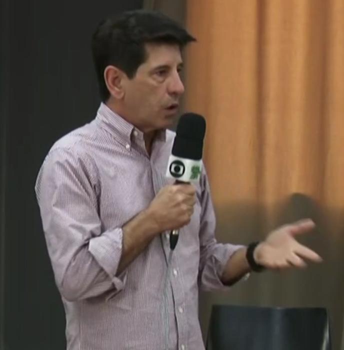 Milton Sperafico é outro candidato à presidência da CBA (Foto: Reprodução)