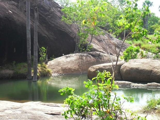 Belezas naturais são os principais atrativos da reserva de São Marcos (Foto: Joaquim Margno/ Roraima Adventures)