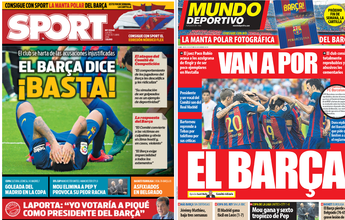 Jornais catalães se revoltam com acusações contra jogadores do Barça