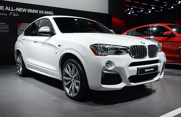 BMW X4 M40i (Foto: Newspress)