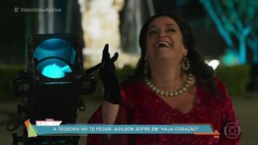 Teodora Abdala invade os sonhos da galera em 'Haja Coração'