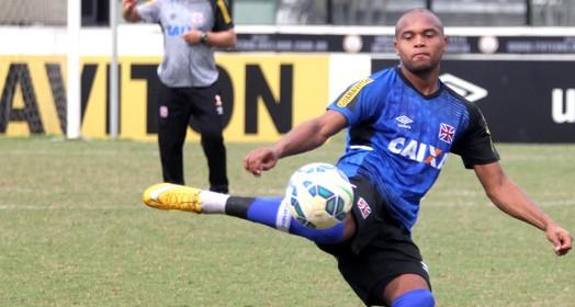 """""""nenhum bicho papão"""" (Paulo Fernandes/Vasco.com.br)"""