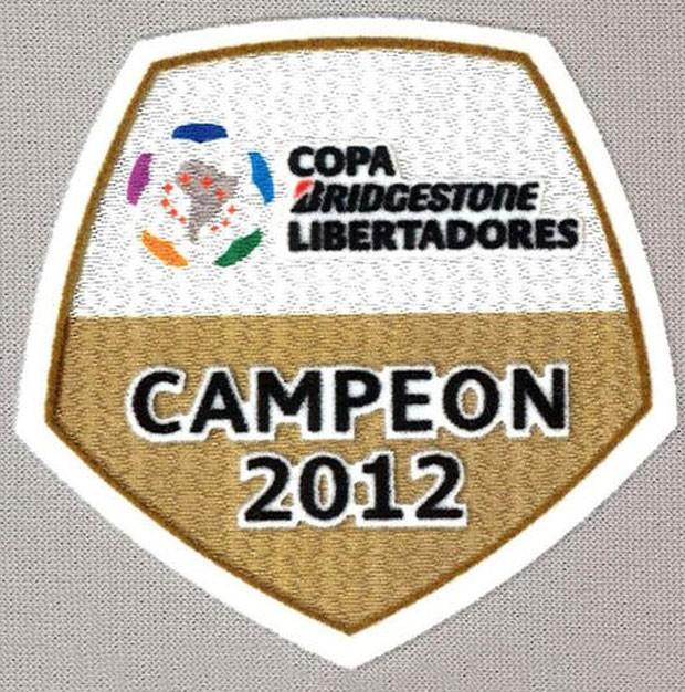 Escudo Libertadores (Foto: Reprodução)