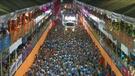 Capital cearense recebe diversas atrações em carnaval fora de época