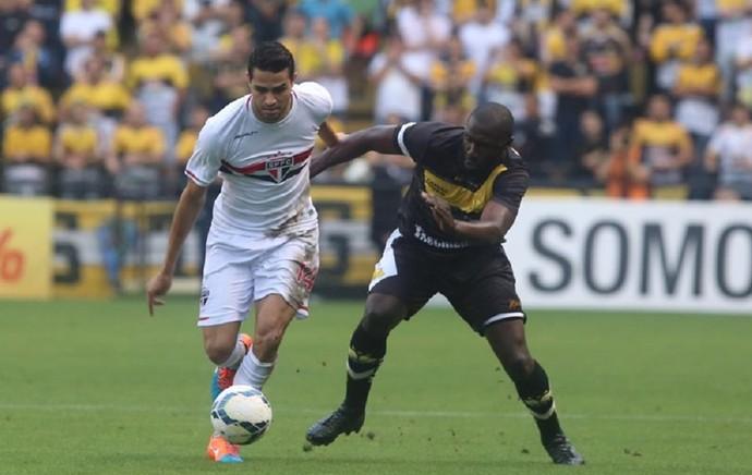 Alan Kardec São Paulo (Foto: Rubens Chiri / saopaulofc.net)