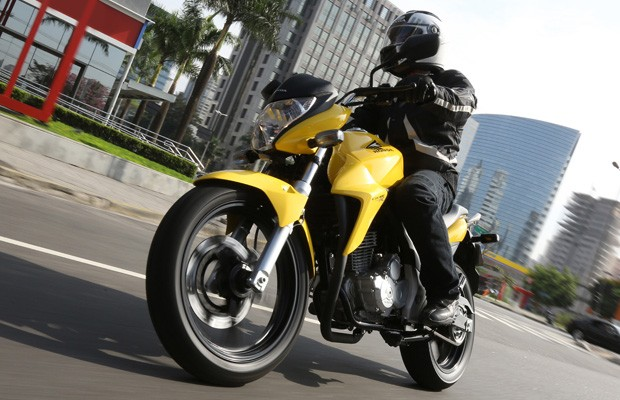 Honda CB 300R (Foto: Divulgação)