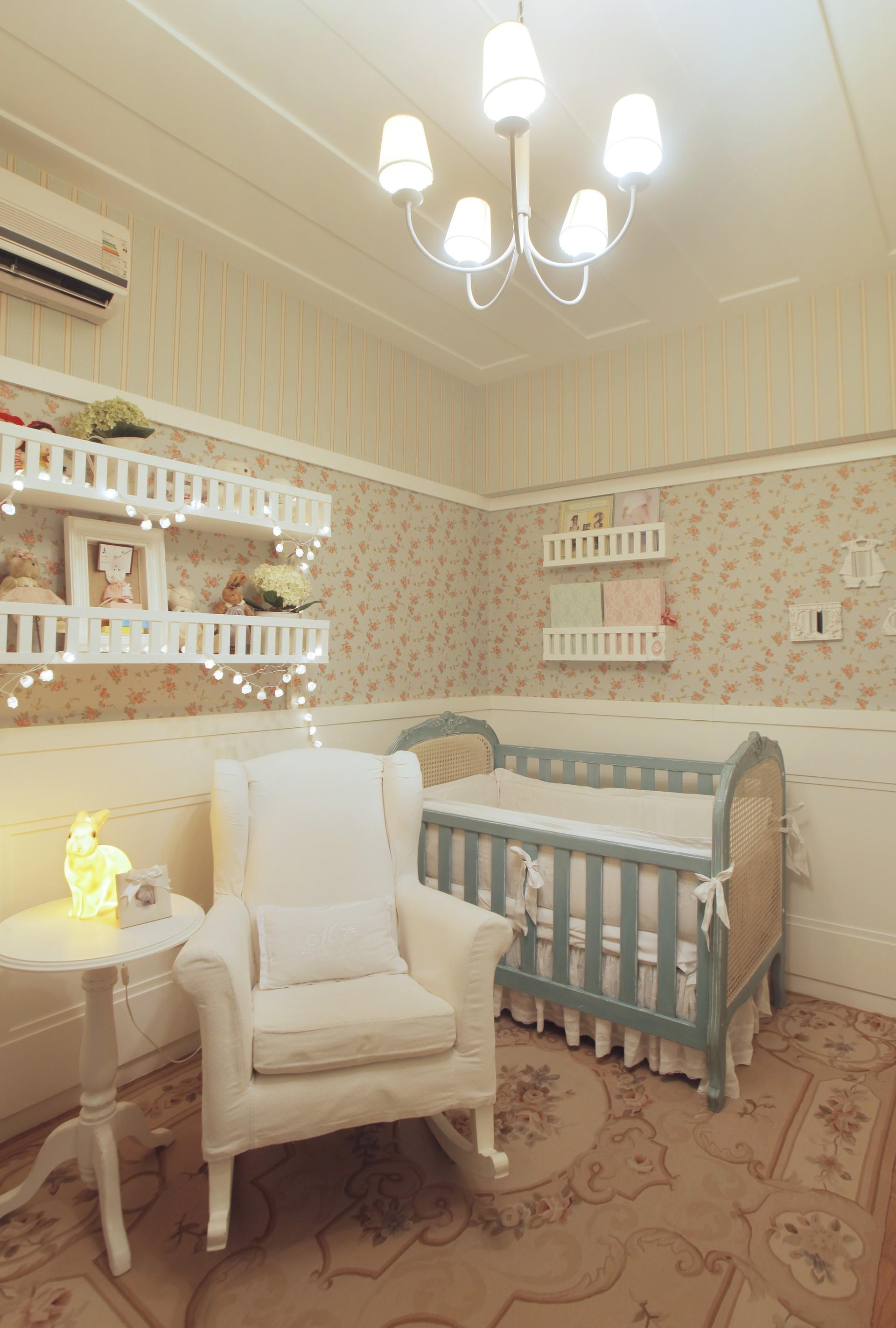 5 ideias de decoração de quartos de bebê  Crescer  Enxoval e Decoração