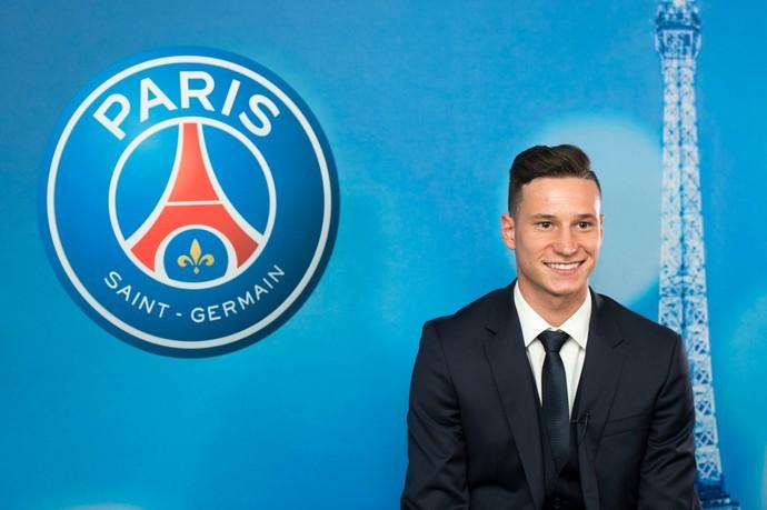 Draxler Paris Saint Germain PSG (Foto: Divulgação)