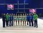 De olho nas Olimpíadas, seleção de ginástica rítmica brilha na Bielorrússia