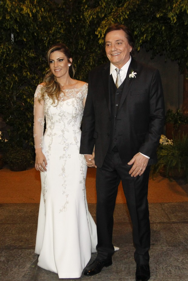 Fabio Jr e Maria Fernanda (Foto: Rafael Cusato/EGO)