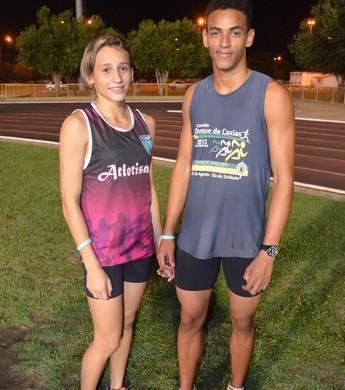 Atletismo Roraima (Foto: Tércio Neto/GloboEsporte.com)
