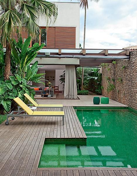 piscina-paisagismo-estudio-cada-um (Foto: Luis Gomes/Divulgação)