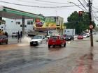 Em Rio Branco, chove mais de 50% do esperado para abril em 11 dias