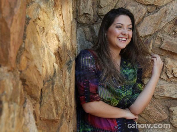 Polliana Aleixo (Foto: Carol Caminha / TV Globo)