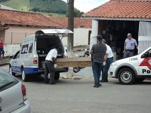 Casal foi encontrado morto pela polícia de Pinhalzinho (Foto: Jonas Freitas de Lima/ Arquivo Pessoal)