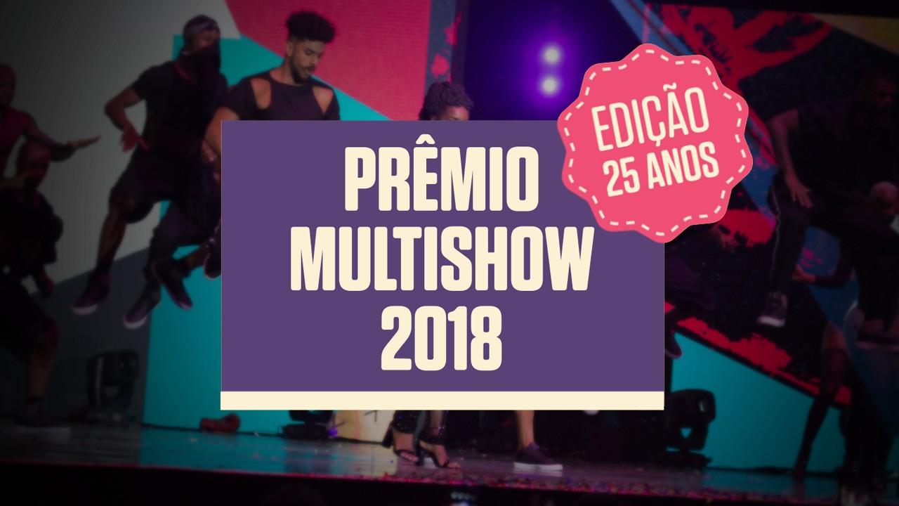 A votao do Prmio Multishow 2018 fica aberta at 26 de junho (Foto: Divulgao/Multishow)