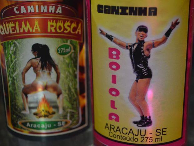 Bebidas viraram sucesso no Mercado Municipal de Aracaju   (Foto: Tássio Andrade/G1)