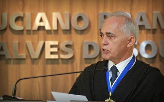 Raimundo Carreiro, presidente do TCU (Foto: Divulgação/TCU)