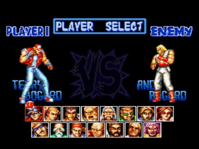 O primeiro rival de Street Fighter (Foto: Divulgação)