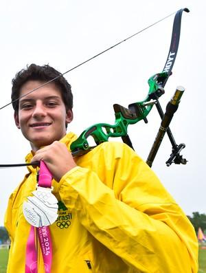 Marcus Vinicius, Jogos da Juventude (Foto: Divulgação / COB)