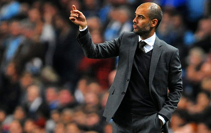 guardiola bayern de munique manchester city (Foto: Agência EFE)